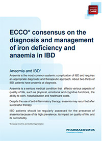 ECCO consensus on the diagnosis and management of iron deficiency and anaemia in IBD